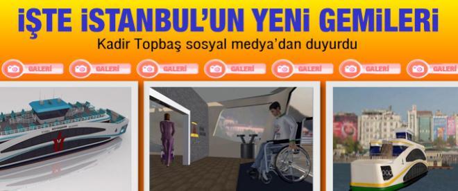 Topbaş'tan İstanbullular'a büyük müjde