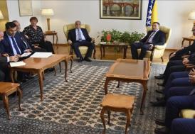 Gıda Tarım ve Hayvancılık Bakanı Fakıbaba: Bosna Hersek'ten ithalat devam edecek