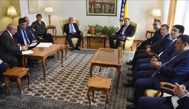 Gıda Tarım ve Hayvancılık Bakanı Fakıbaba: Bosna Hersekten ithalat devam edecek
