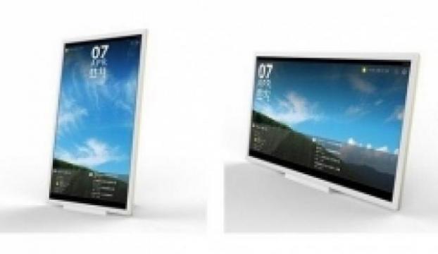 Toshibadan monitör olarak kullanılabilen Android tablet