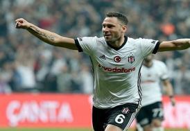Tosic Beşiktaş'a veda etti