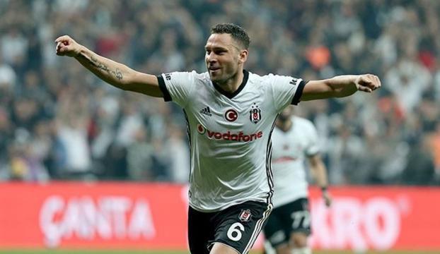 Tosic Beşiktaşa veda etti