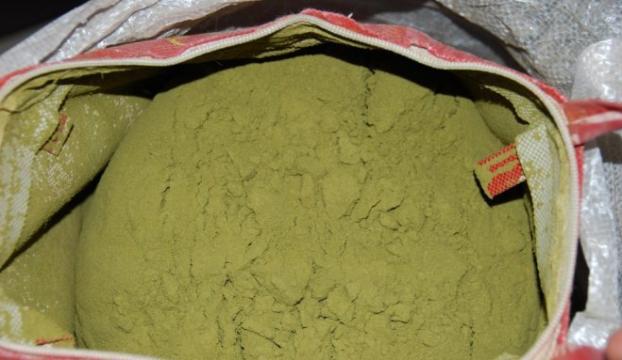 PKKya uyuşturucu darbesi: 3.5 ton esrar ele geçirildi