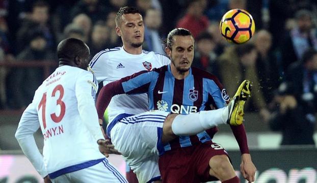 Trabzon 1 golle 3 puanı aldı!