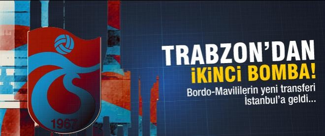 Trabzonspor'dan ikinci bomba!