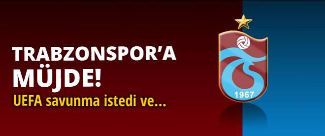 Trabzonspor'a müjde!