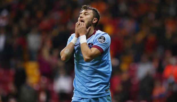Trabzonsporun rakibi Legia 3 puanı aldı