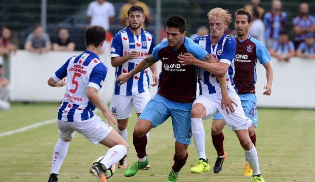 Trabzonsporun yurt dışı kampı sona erdi
