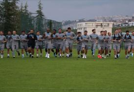 Trabzonspor'da Denizlispor maçı hazırlıkları sürüyor