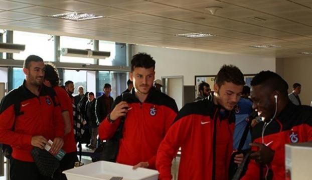 Trabzonspor da Konyada