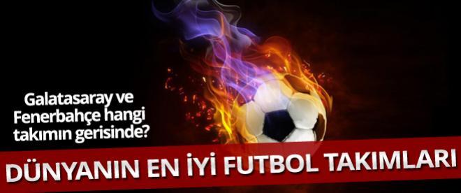 Trabzonspor dünyanın en iyi takımları arasında
