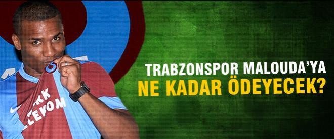 Trabzonspor Malouda'ya ne kadar ödeyecek?