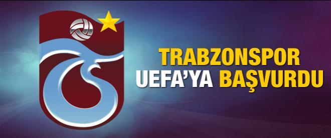 Trabzonspor UEFA'ya başvurdu