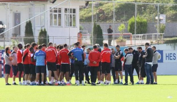 Trabzonsporda uyarı çanları