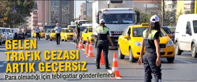 Sürücülere müjde! Trafik cezaları siliniyor!