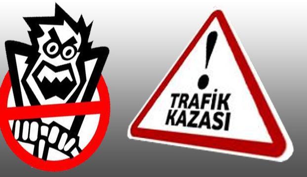 Uşakta trafik kazası: 3 ölü, 2 yaralı