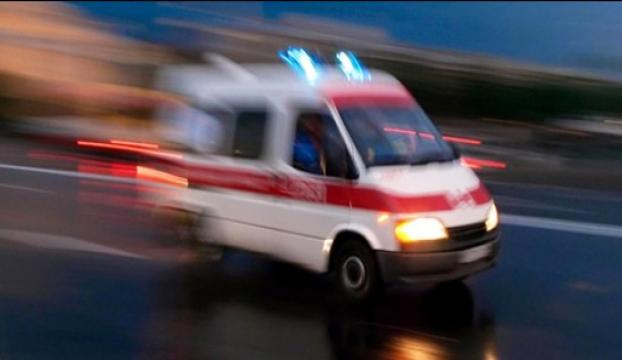 Orduda tır otomobile çarptı: 4 yaralı