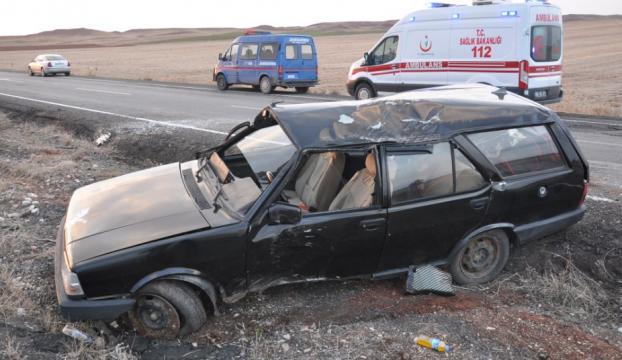 Yozgatta trafik kazaları: 7 yaralı
