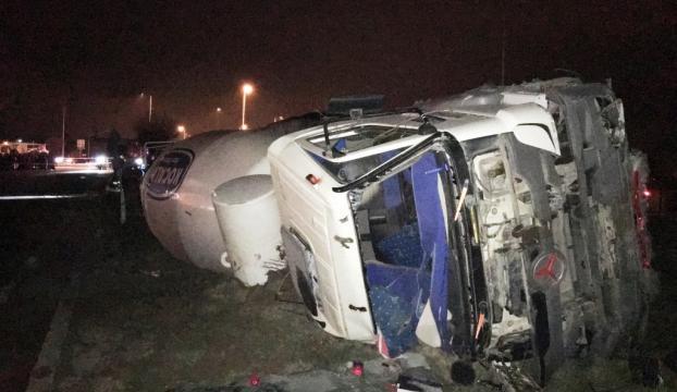 Başkentte trafik kazası: 5 ölü, 1 yaralı