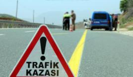 Çekmeköy'de trafik kazasında bir kişi öldü, bir kişi yaralandı