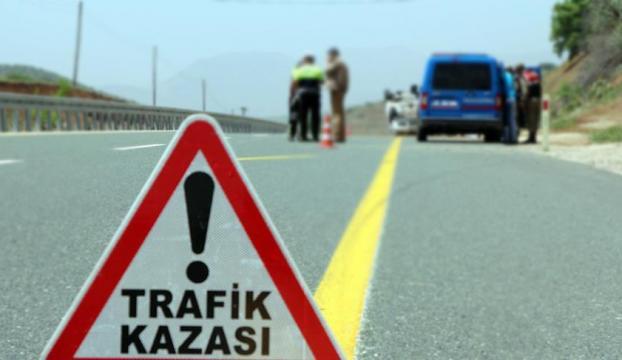 Çekmeköyde trafik kazasında bir kişi öldü, bir kişi yaralandı