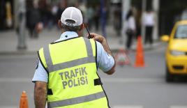 Bayramda trafik güvenliğini yaklaşık 53 bin personel sağlayacak