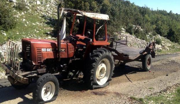 Zonguldakta tarım aracı devrildi: 1 ölü, 3 yaralı