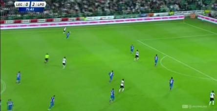 testTrabzonspor'un rakibinden inanılmaz gol