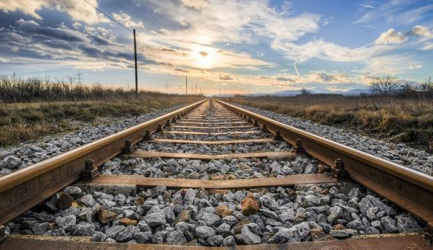Adıyamanda 4 ton çalıntı tren rayı ele geçirildi