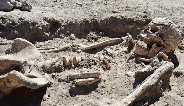 Troya Antik Kentinde yeni keşif