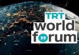 TRT World Forum 2020'de Kovid-19 sonrası dış ilişkilerde yeni dönem ele alındı