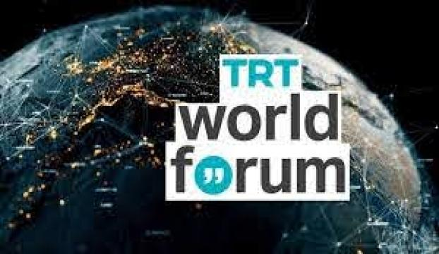 TRT World Forum 2020de Kovid-19 sonrası dış ilişkilerde yeni dönem ele alındı