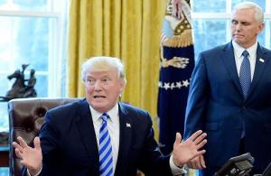 Trump sağlık sigortası tasarısını geri çekti!