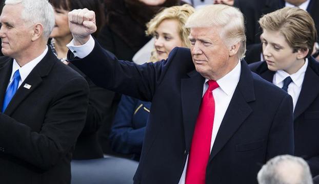 """""""Trumpın göreve başlama töreni soruşturması kapsamında savcılar belge talebinde bulundu"""""""