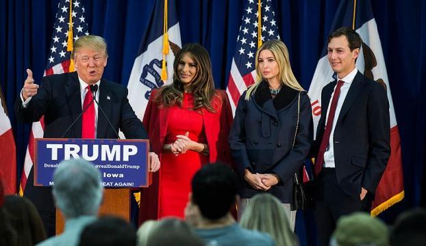 Trump, kızı Ivankanın ürünlerini satmayacak şirketi hedef aldı