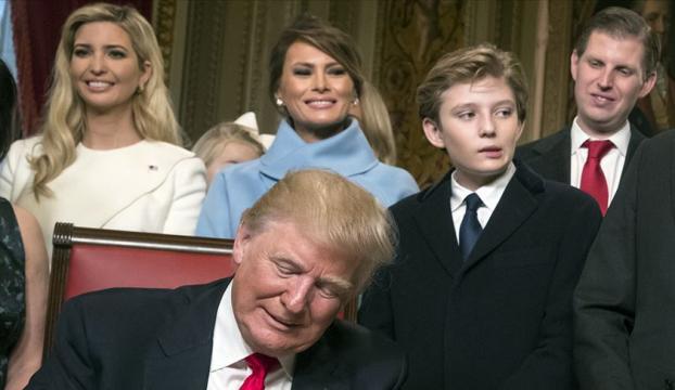 ABD Senatosu, Trumpın oğlunu ifadeye çağırdı