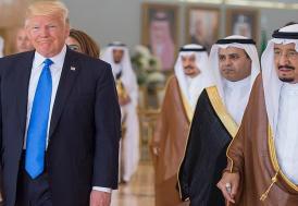ABD Başkanı Trump'ın ilk yurt dışı ziyareti Suudi Arabistan'a