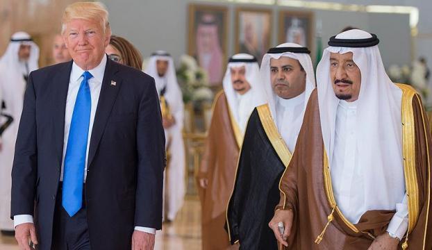 ABD Başkanı Trumpın ilk yurt dışı ziyareti Suudi Arabistana