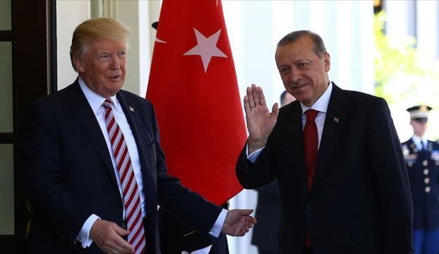Trump, Cumhurbaşkanı Erdoğanın kasımda ABDyi ziyaret edeceğini duyurdu