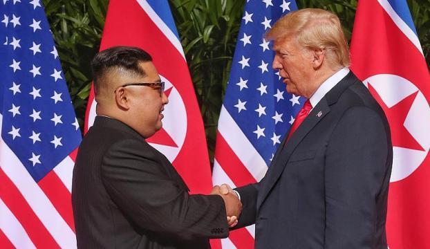 ABD Başkanı Trump Kuzey Kore lideri Kim ile ikinci zirveyi duyurabilir