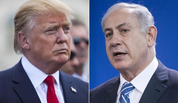Trump, İsrail Başbakanı Netanyahu ile telefonda görüştü