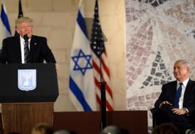 ABD Başkanı Trump'tan İsrail'e tam destek!