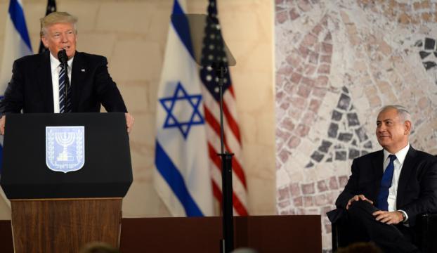 ABD Başkanı Trumptan İsraile tam destek!