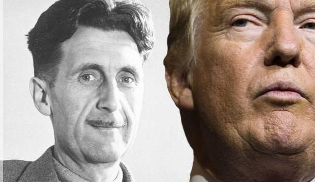 Trump başkan oldu, 1984 romanı ABDde zirveye çıktı