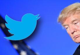 """Trump'ın Twitter hesabı kısa süreliğine """"yanlışlıkla kapatıldı"""""""