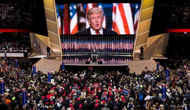 Trump, Seçici Kurul oylamasından 304 oyla çıktı