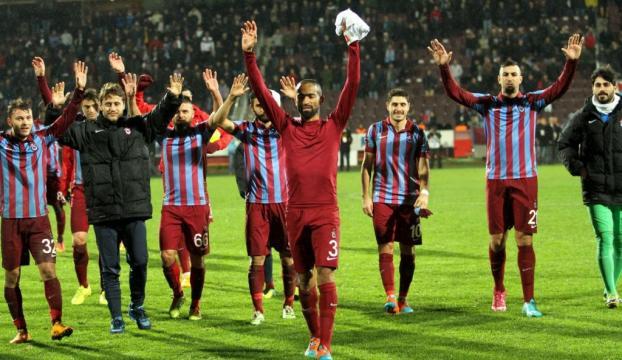 Trabzonspor 4te 4 yaptı