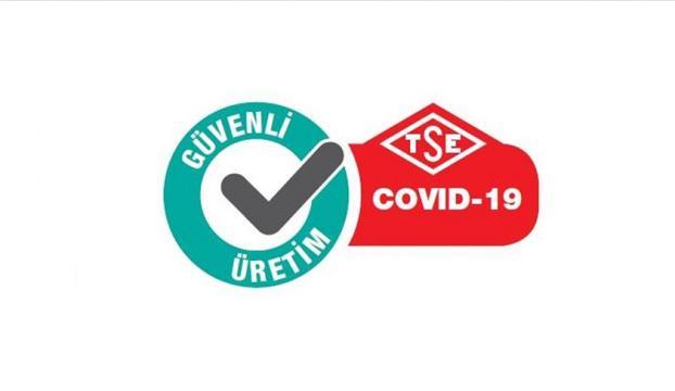 """TSE tarafından Kovid-19 sürecinde ilk """"güvenli üretim belgeleri"""" verildi"""