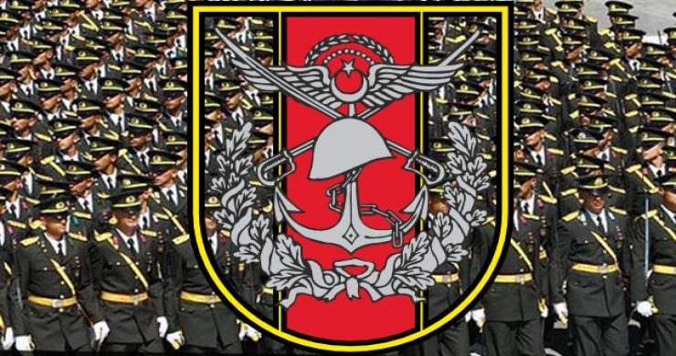Kara Kuvvetleri Komutanlığı'nde FETÖ gözaltıları