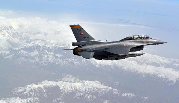 Irakın kuzeyindeki PKK kamplarına hava harekatı